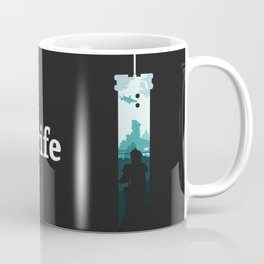 The Buster Sword Coffee Mug