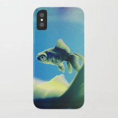 One Fish Two Fish iPhone X Slim Case