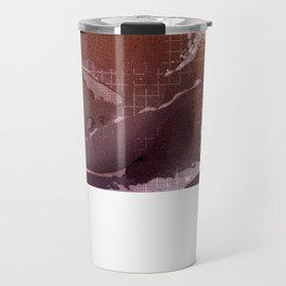 Fiori SqPX 5B with Patterns Travel Mug
