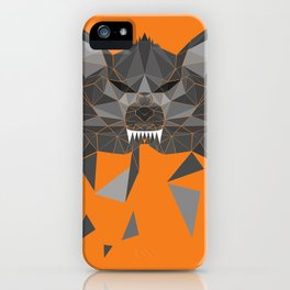 LUPO iPhone Case