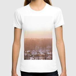 Foggy Halifax Morning T-shirt