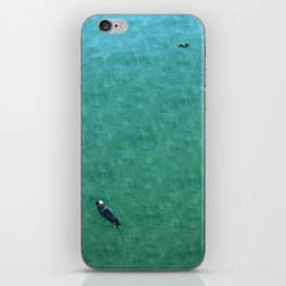 Otters iPhone Skin