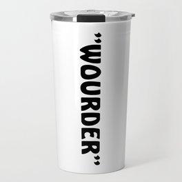 Bon Appetit Wouder Travel Mug
