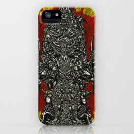 Goodbye, Gehenna iPhone Case