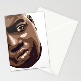 Notorious Big 718 Stationery Cards