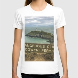 South Stack Lighthouse T-shirt