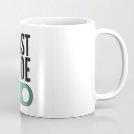 BEAST MODE ON Coffee Mug