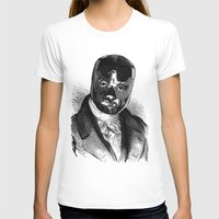 wrestling T-shirts featuring WRESTLING MASK 7 by DIVIDUS
