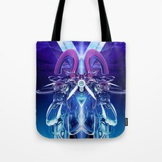Herald of Dusk Tote Bag