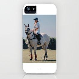 Popcorn the Polo Pony #2 iPhone Case
