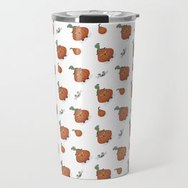 Halloween is coming I Pattern I Travel Mug