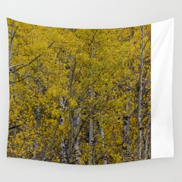 Quaking Aspen Wall Tapestry