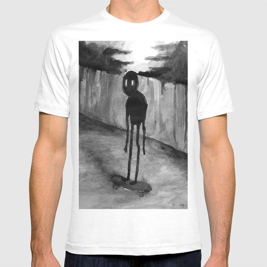 Skaterade T-shirt