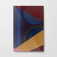 Abstract #265 Metal Print