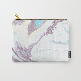 Marble Art Carry-All Pouch