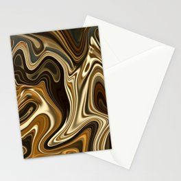 Mont Blanc -Gorgeous Marble Style- Stationery Cards