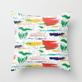 Citrusy Throw Pillow