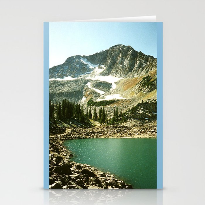 Wasatch Wandering Stationery Cards