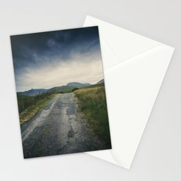 Mountain Panorama III Stationery Cards