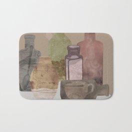 Deconstructed Coffee Bath Mat