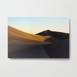 California Dunes Metal Print