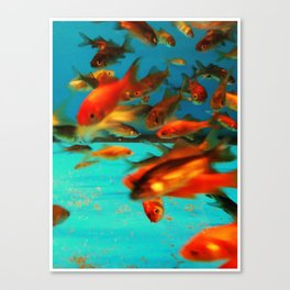 fish #2 Canvas Print