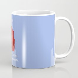 Back to the Future - Life Preserver Coffee Mug
