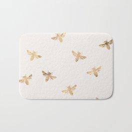 Busy Bees (Sand) Bath Mat
