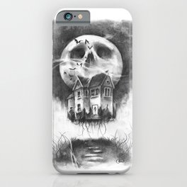 The Shadows of Our Past iPhone Case