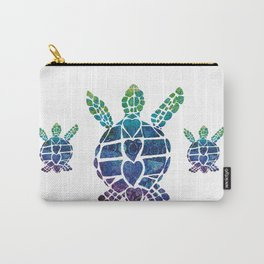 Turtle Island Carry-All Pouch