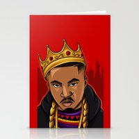 mcfreshcreates Stationery Cards featuring K.O.N.Y. by McfreshCreates
