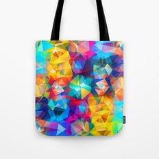 Chill Triangles Tote Bag