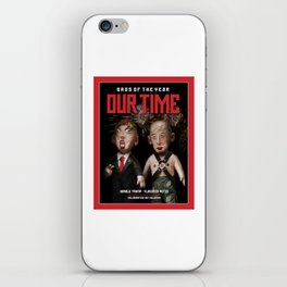 BROS OF THE YEAR: Donald Trump - Vladimir Putin iPhone Skin