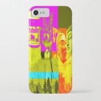 rushmore iPhone & iPod Cases featuring Mountain Rushmore  by Latidra Washington