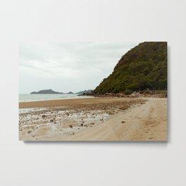 Sam Roi Yot Beach in Thailand Metal Print
