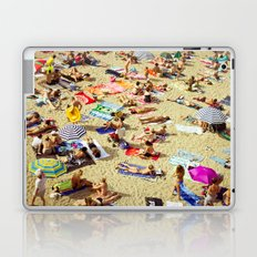 Beach pattern Laptop & iPad Skin