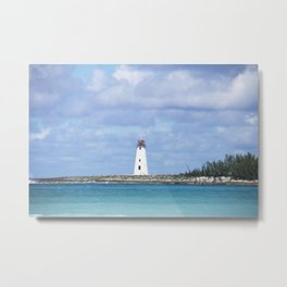Bahamas Cruise Series 131 Metal Print
