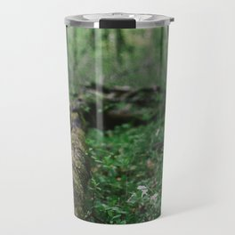 Forest Log Travel Mug