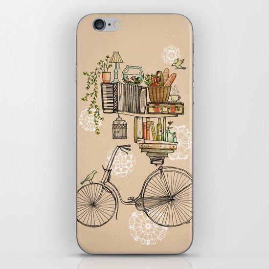 Pleasant Balance iPhone & iPod Skin