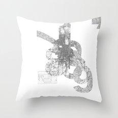 map: '794-1869 Throw Pillow
