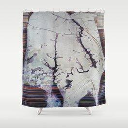 V2R1 Shower Curtain