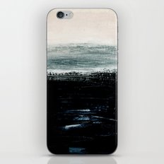 abstract minimalist landscape 3 iPhone & iPod Skin