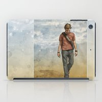 charlie iPad Cases featuring Charlie by Jackie Sullivan