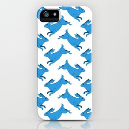 By Leaps and Bounds iPhone Case
