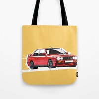 evolution Tote Bags featuring Evolution by Matt Fontaine