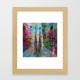 20180517 Framed Art Print