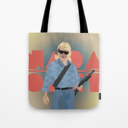 "Carpenter Series: Nada ""They Live"" Tote Bag"
