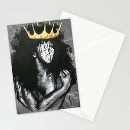 Naturally Queen IV Stationery Cards