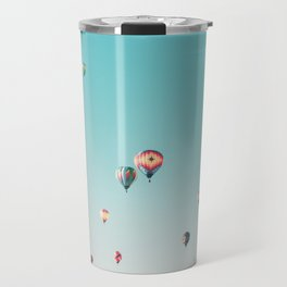 Hot Air Balloon Ride Travel Mug