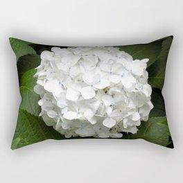Hydrangea Bloom Rectangular Pillow